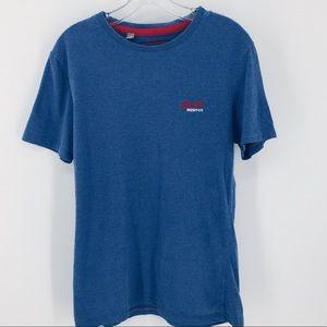 SuperDry Men's Japanese T-Shirt Sz S